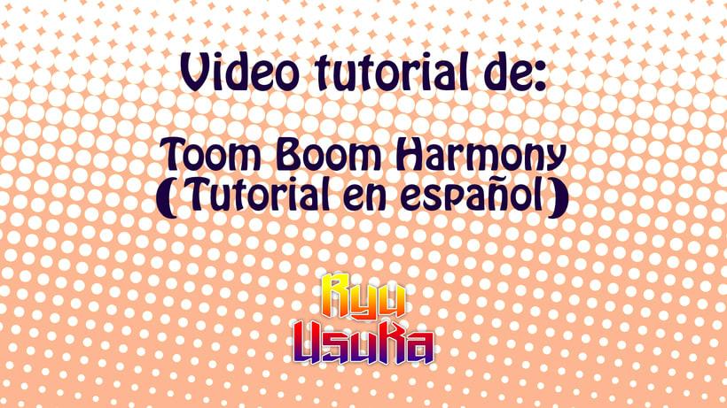 Cursos de animación y manejo de la plataforma Toon Boom Harmony 0