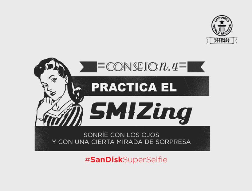 SanDisk SuperSelfie 8