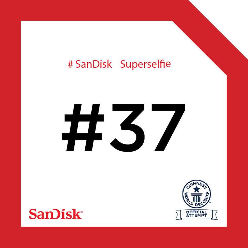 SanDisk SuperSelfie 23