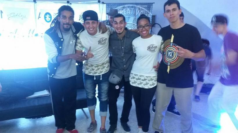 Jurado y Tallerista Fresh Battle Bucaramanga  5