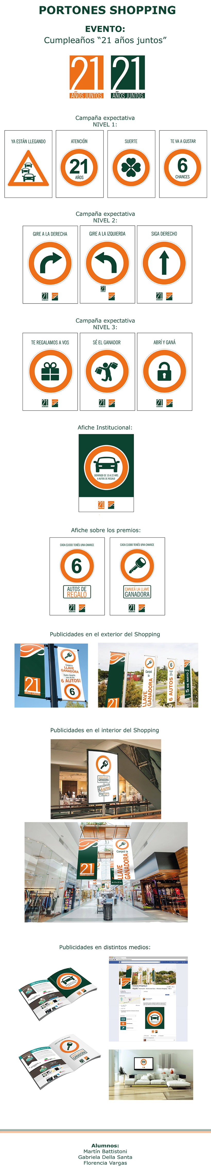 Portones Shopping 0