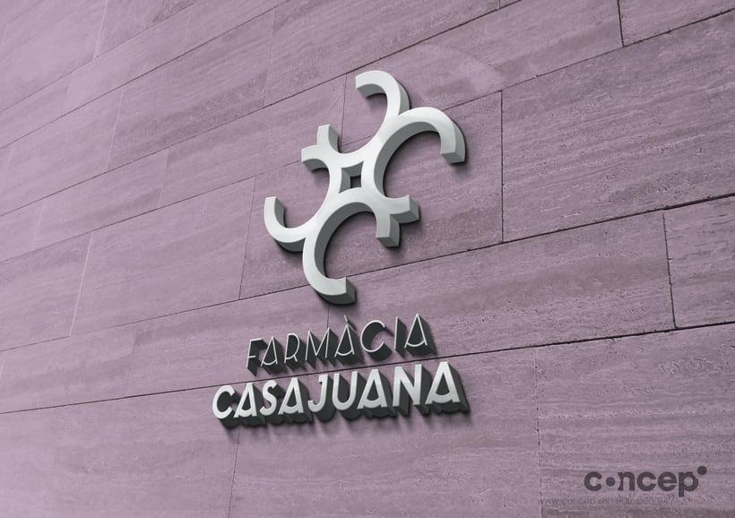 Farmacia Casajuana (Moià) 4