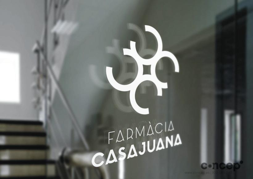Farmacia Casajuana (Moià) 9