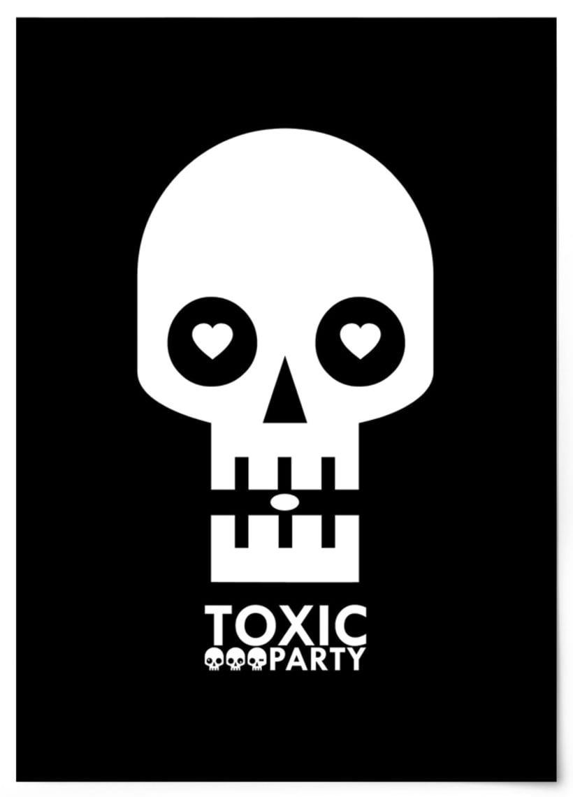 THE TOXIC PARTY.  4