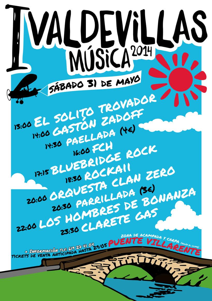 I Valdevillas Música 0