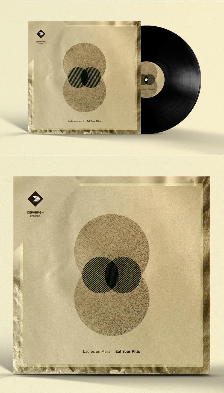 Definition Records · 25 Portadas · Colección nº 2 1