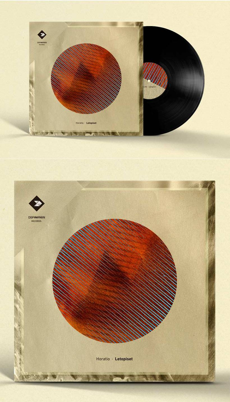 Definition Records · 25 Portadas · Colección nº 2 4