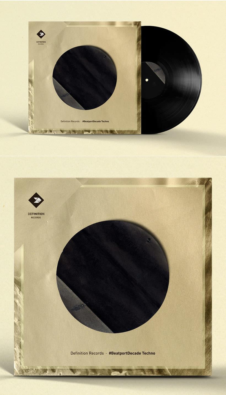 Definition Records · 25 Portadas · Colección nº 2 5