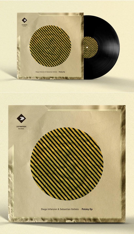 Definition Records · 25 Portadas · Colección nº 2 7