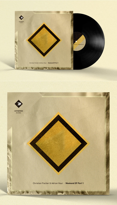 Definition Records · 25 Portadas · Colección nº 2 10