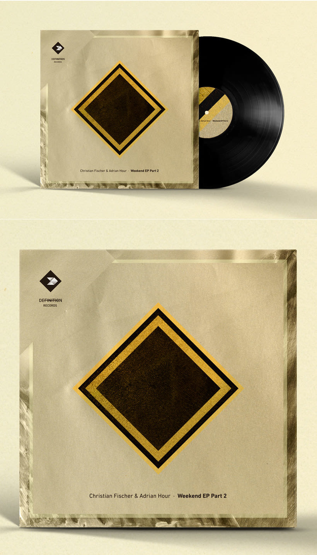 Definition Records · 25 Portadas · Colección nº 2 11