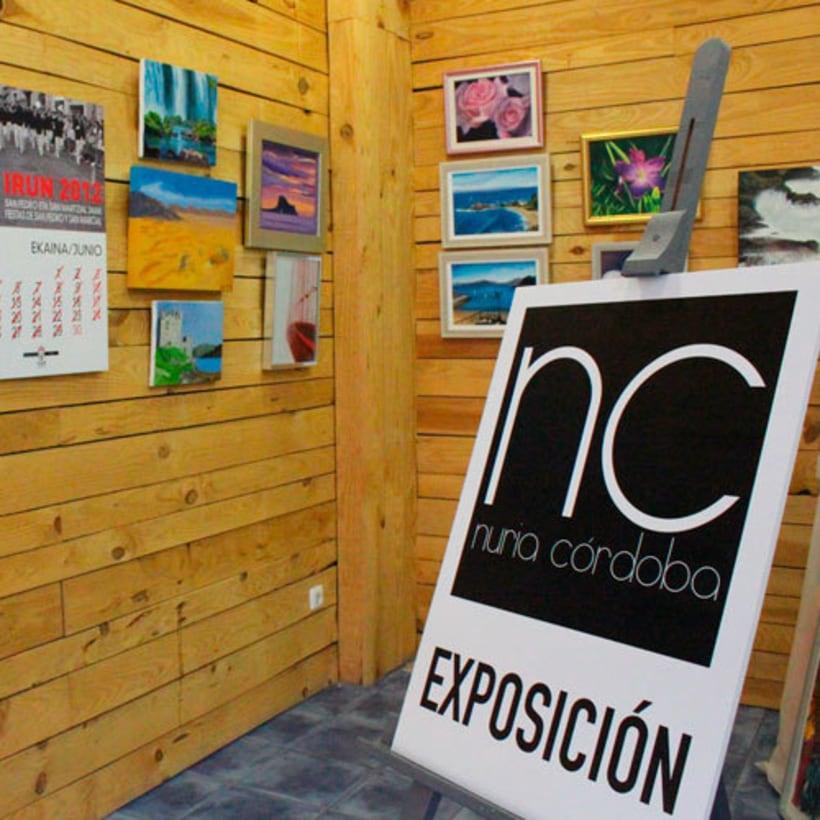 Exposición propia en ATREZZO-IRÚN 2