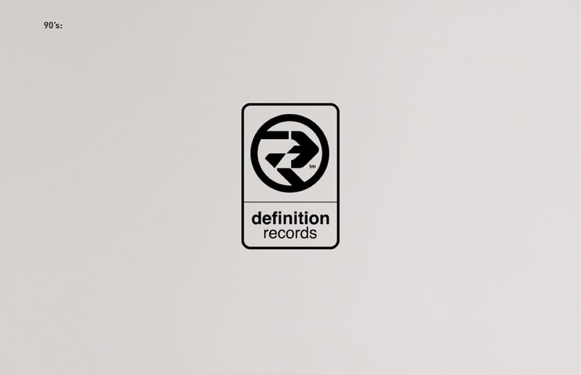 Definition Records · Rebranding 1
