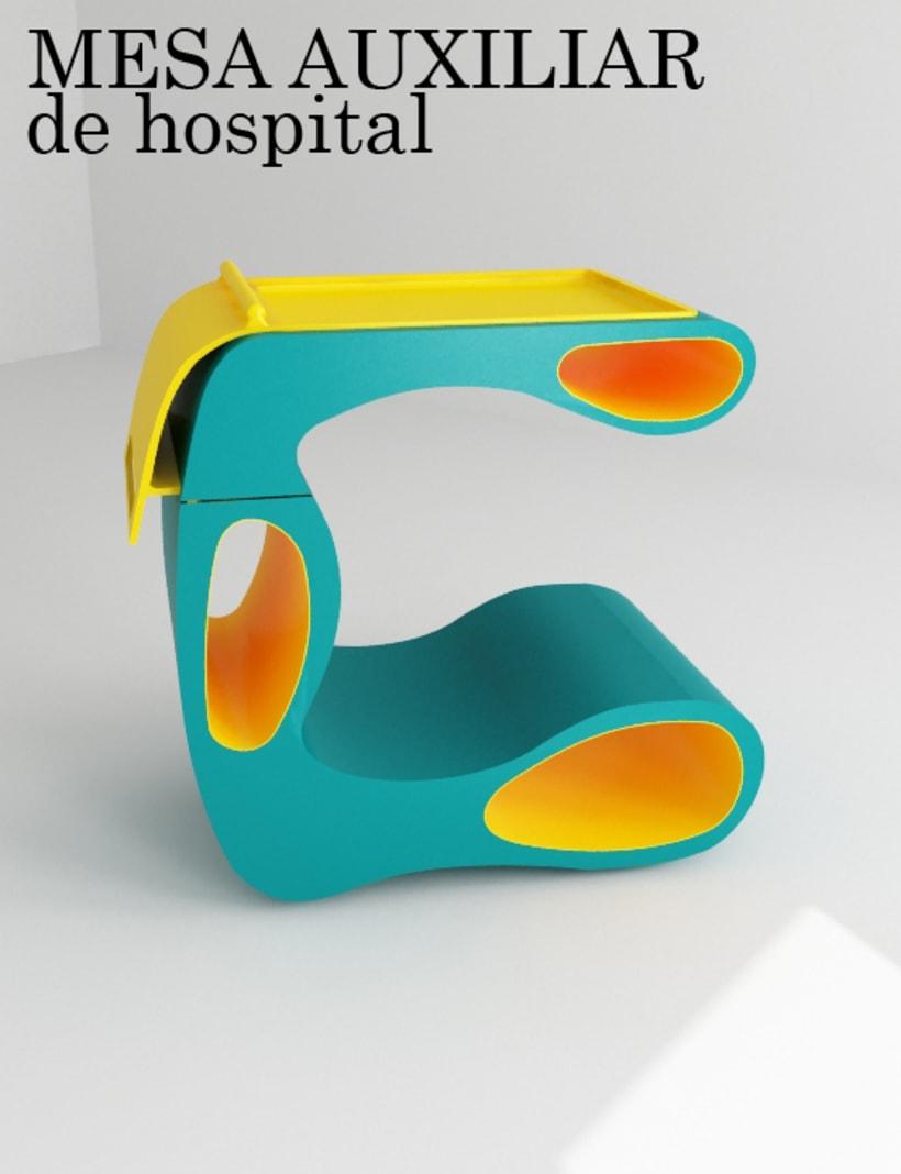 Diseño de producto, Portfolio  7