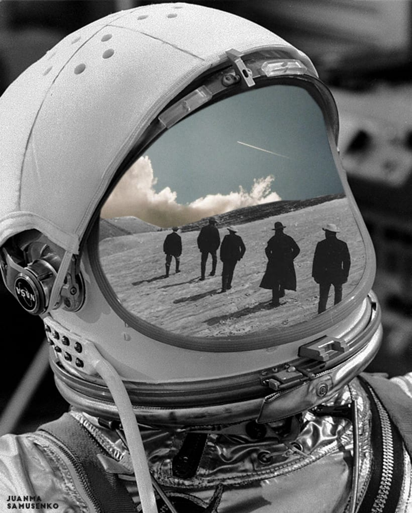 Collage digital n°1 -1