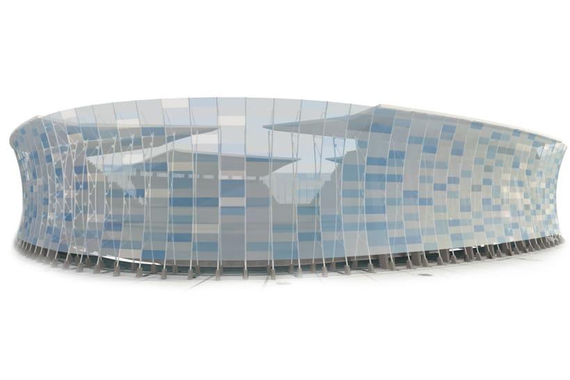 Estadio Cuauhtemoc 2