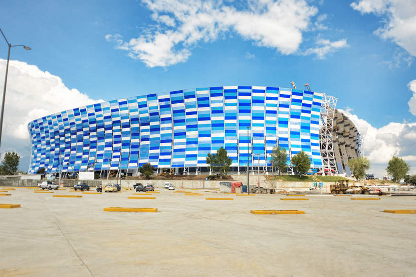 Estadio Cuauhtemoc 5