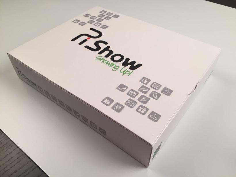 PiShow Ultra Low Cost Digital Signage - Tu sistema de publi digital sencilla, fiable, centralizada y económica 2