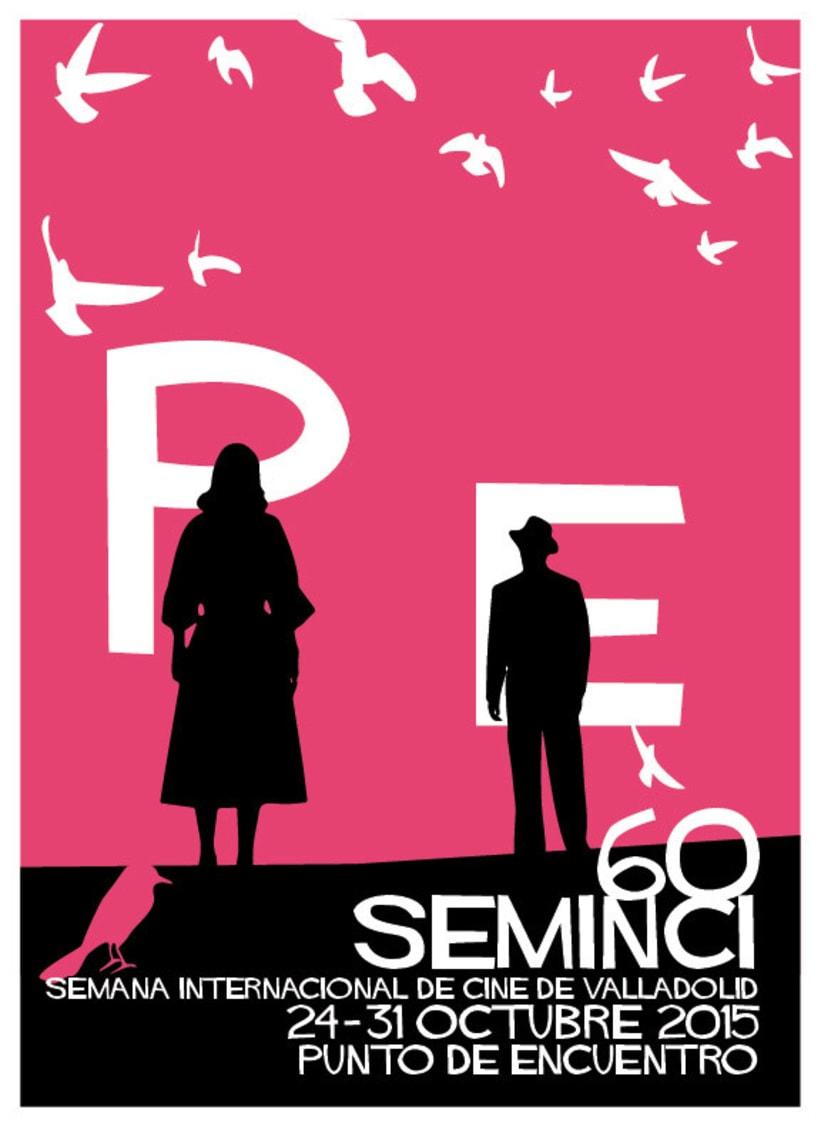 60 SEMINCI - Semana Internacional de Cine de Valladolid  0