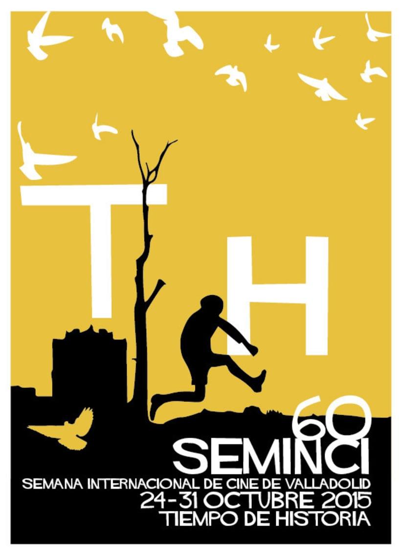 60 SEMINCI - Semana Internacional de Cine de Valladolid -1