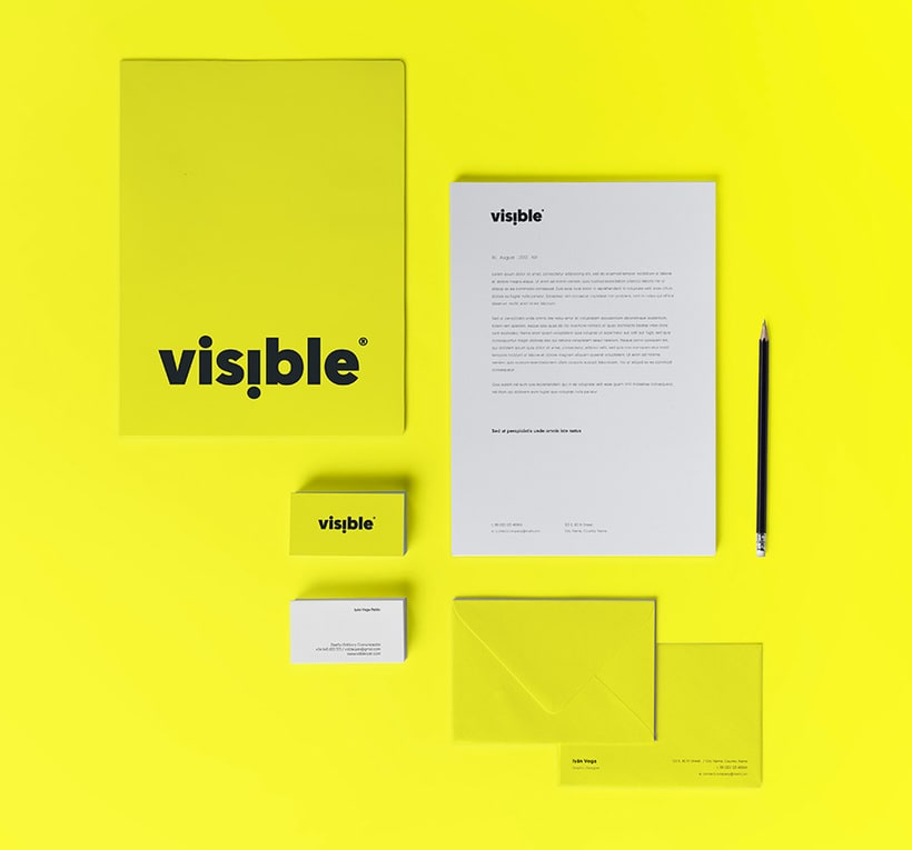 visible I Personal Identity 1