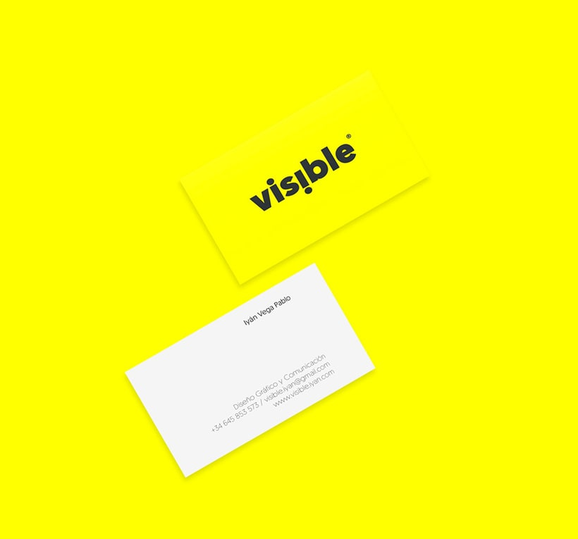 visible I Personal Identity 2