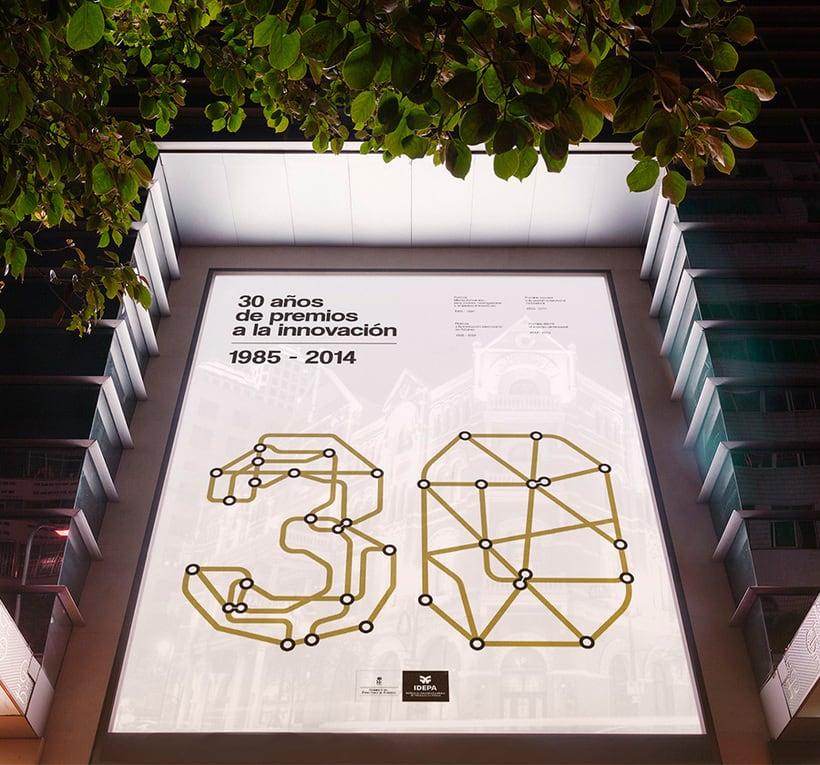 Premios IDEPA al Impulso Empresarial & 30 años IDEPA 2