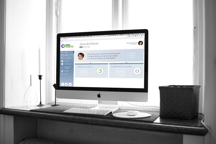 Diseño Web. UI/UX Design 3