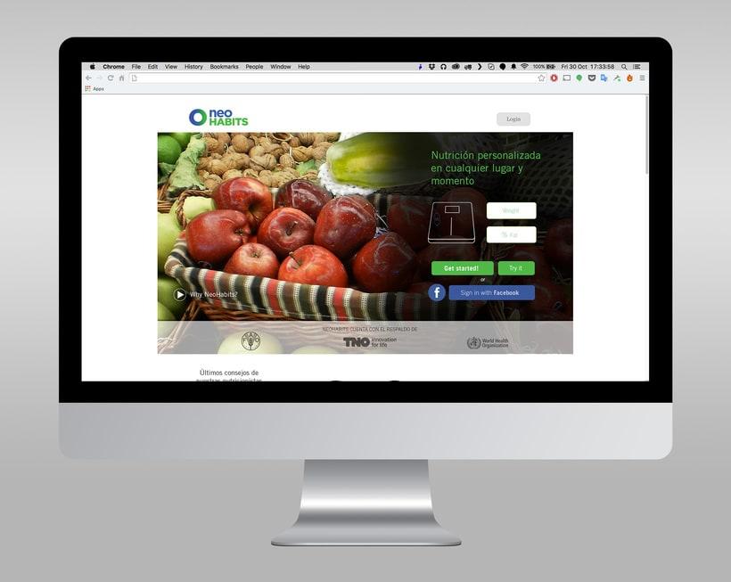 Diseño Web. UI/UX Design 5