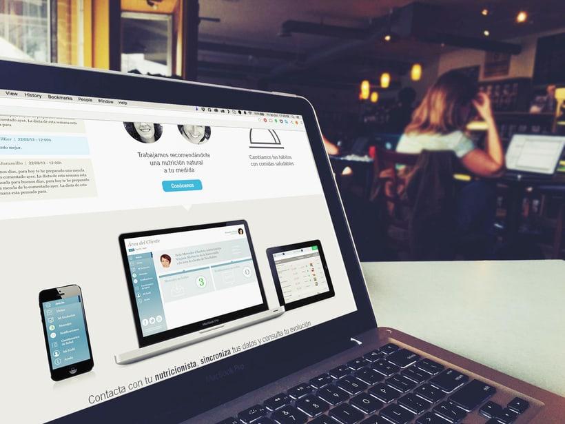 Diseño Web. UI/UX Design 6
