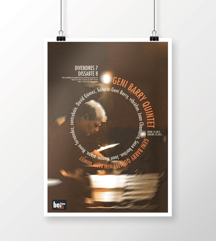 Diseño Publicitario (Brochures, Flyers, Posters) -1