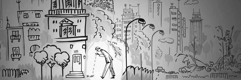 Decoración Mural Escape Room Madrid 0