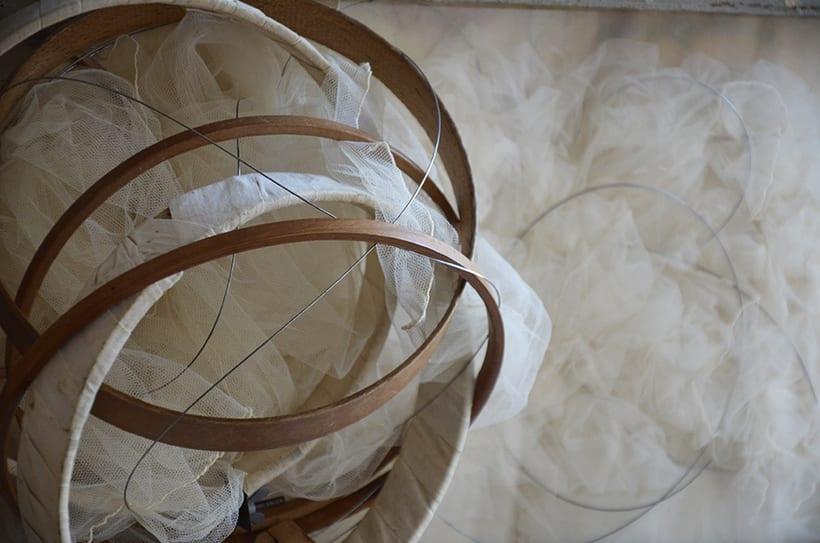 """""""Aliento de significado """". Montaje Escultura Collage Arte. Poesía visual. Material antigüo. Técnica Upcycling. 10"""