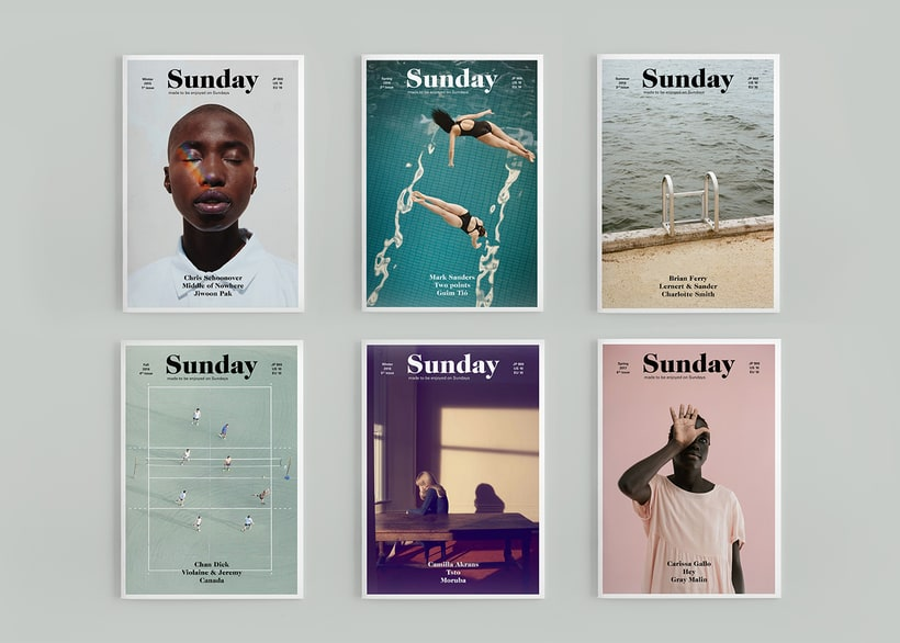 Sunday Mag | Editorial Design 8