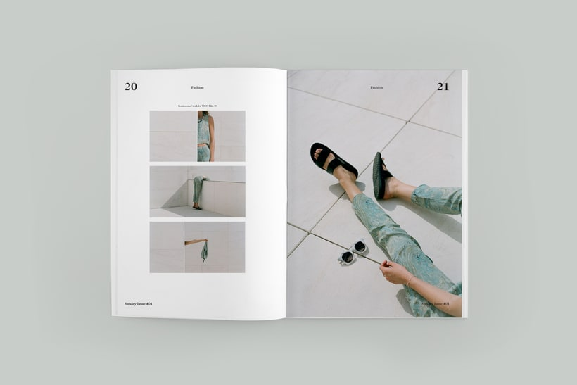 Sunday Mag | Editorial Design 4