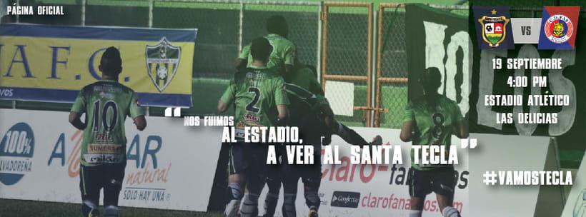 Santa Tecla Fútbol Club - Apertura 2015 2
