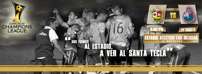 Santa Tecla Fútbol Club - Apertura 2015 9