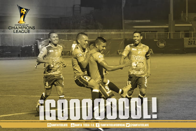 Santa Tecla Fútbol Club - Apertura 2015 11