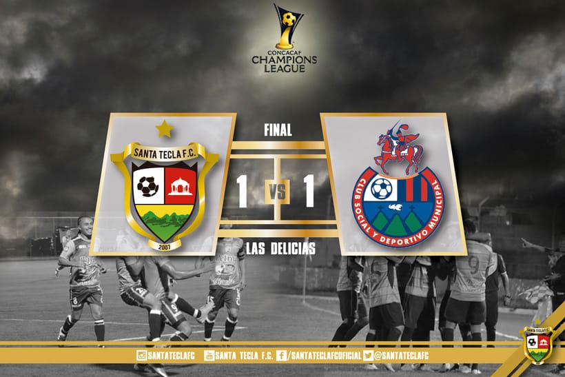 Santa Tecla Fútbol Club - Apertura 2015 12