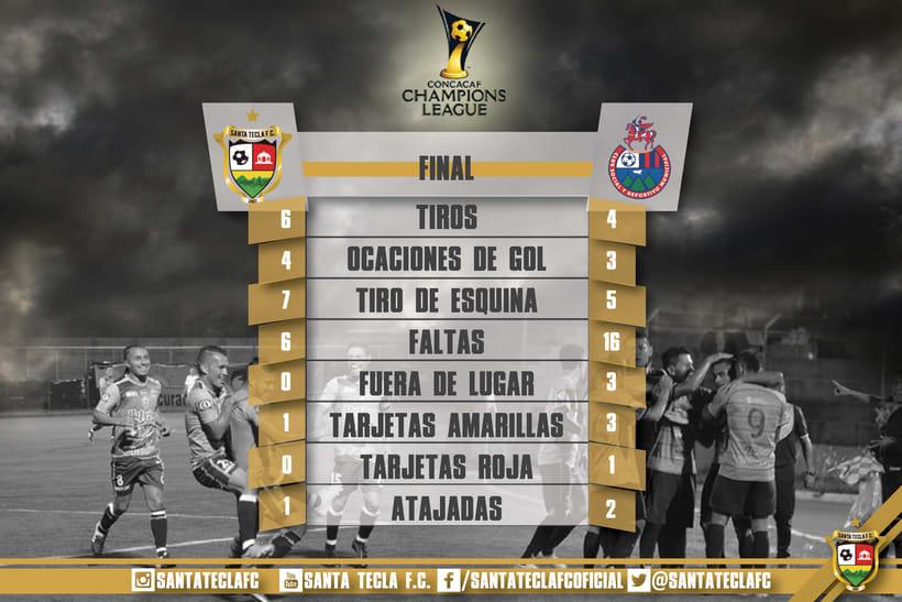Santa Tecla Fútbol Club - Apertura 2015 13