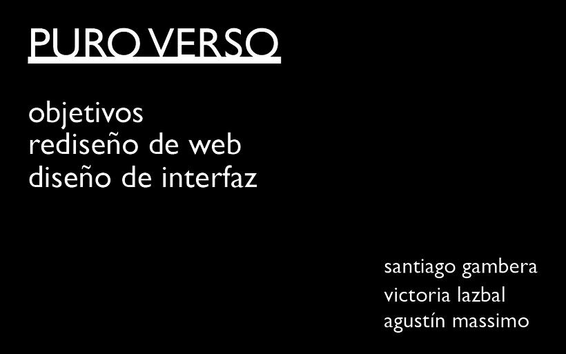 Puro Verso 0