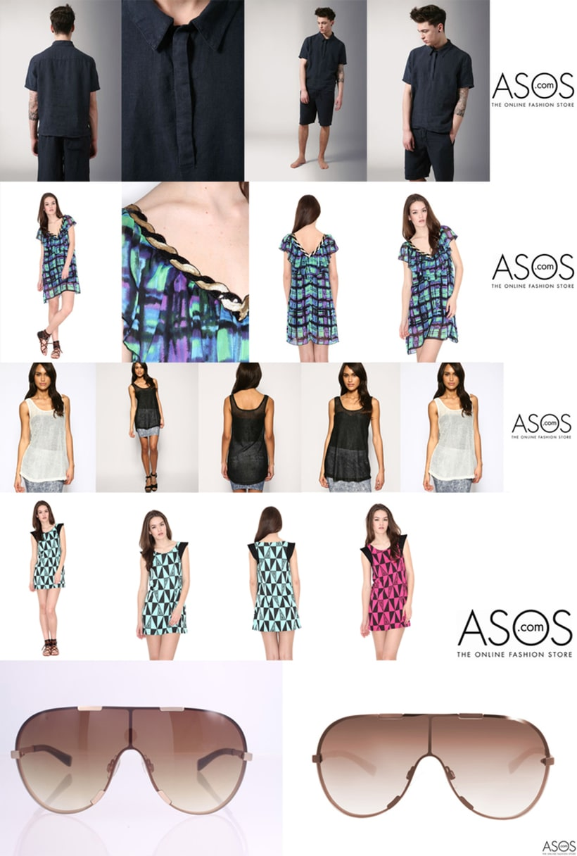 e-commerce image for ASOS 0