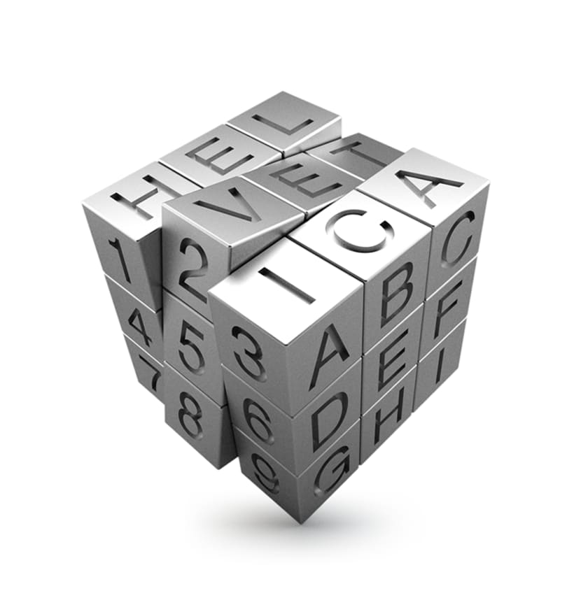 Helvetica rubik 3