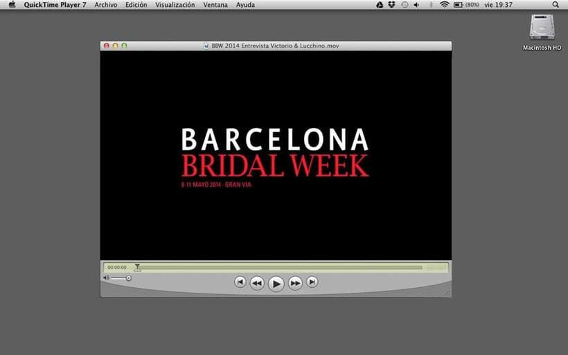 Barcelona Bridal Week 0