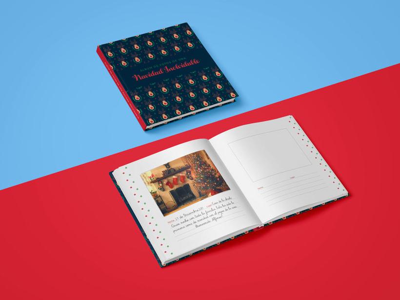 Reindeer Christmas | Pattern Design 9
