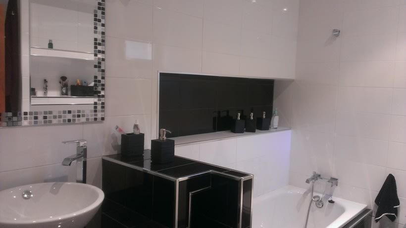 Diseño interiores, baño 3