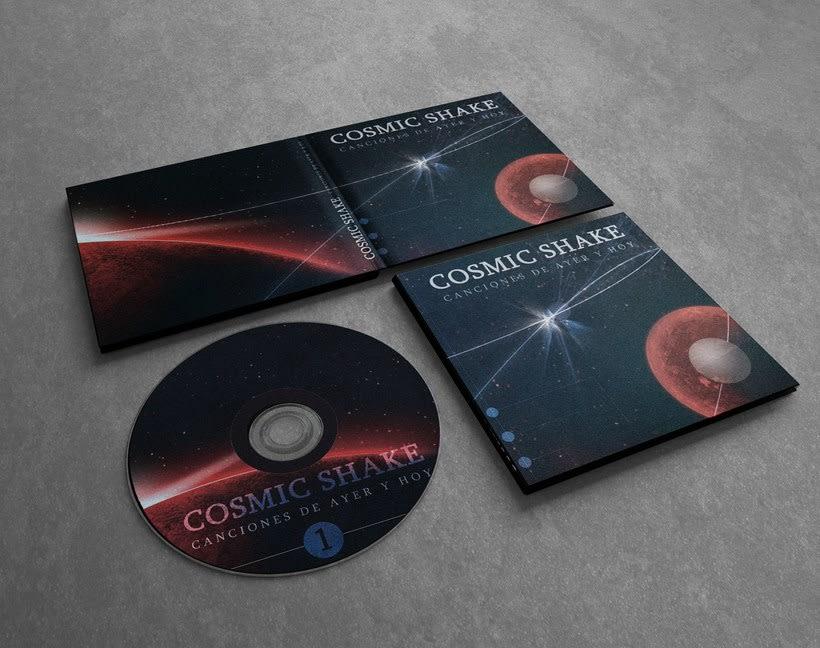 Cosmic shake cd recopilatorio 0