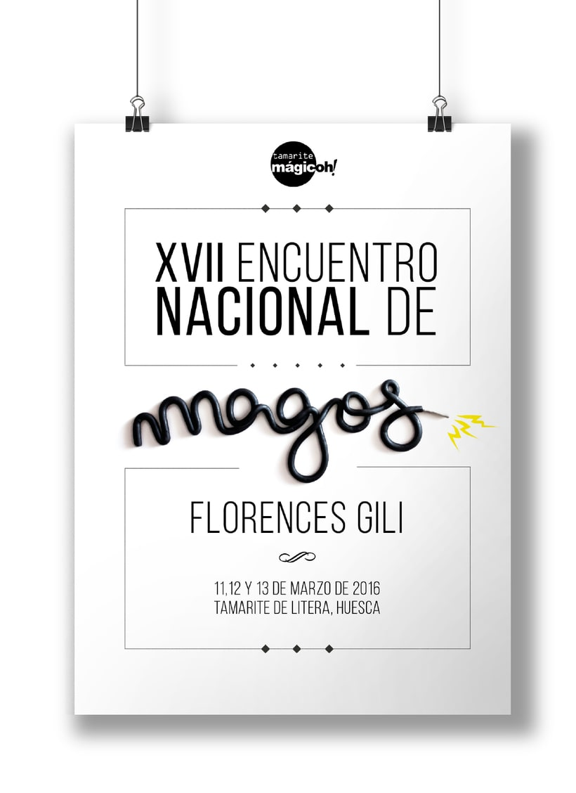 XVII Encuentro de Magos Florences Gili 1
