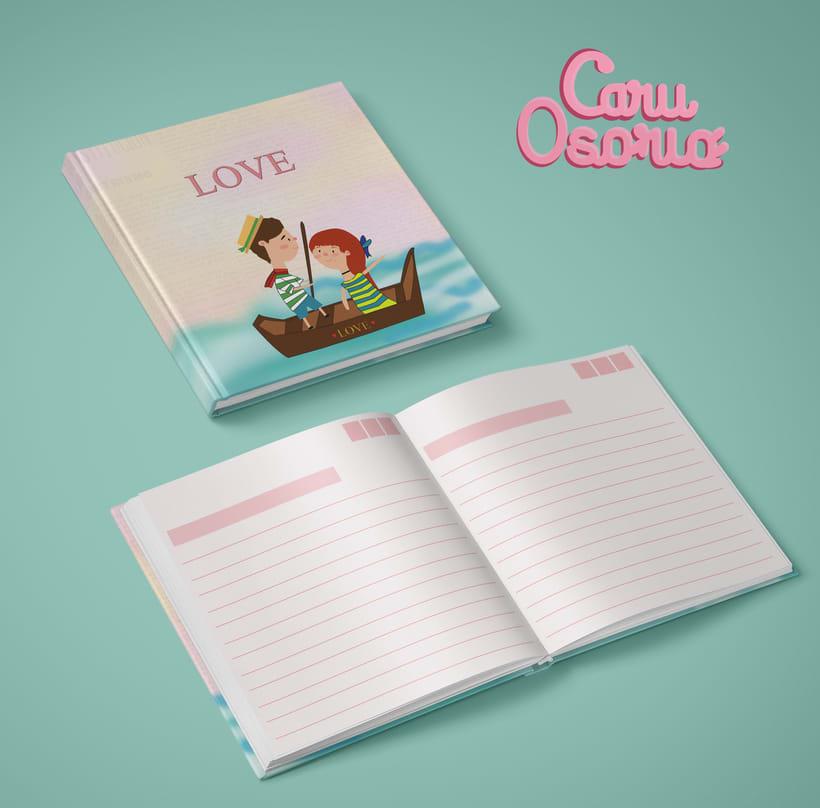 Los enamorados libro 0