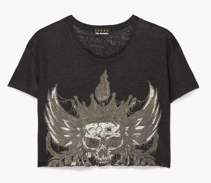 The Kooples - Ilustración para camiseta 3